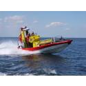 RS Falsterbokanalens nya räddningsbåt