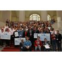 Wer wird Deutschlands beste Schülerfirma? Preisverleihung beim Bundes-Schülerfirmen-Contest 2015