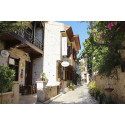 Kaleici, gamla staden i Antalya.