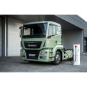 eTruck: MAN Truck & Bus viser frem sin helelektriske trekkvogn på IAA 2016