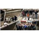 Lions Club på besök i båtproduktionen