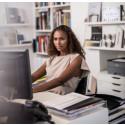 Arvostatko hiljaista toimistoa?