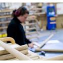 Ny rapport om rekryteringsbehoven i trä- och möbelindustrin;  Stor arbetskraftsbrist hinder för ökad produktion