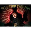Preaching the Gospel of Trash: Reverend Beat-Man returns to London for one night sermon at the Dirty Water Club