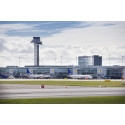Nytt planeringssystem på Arlanda bidrar till kraftig reduktion av fossila koldioxidutsläpp från avgående flyg.