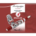 Montegrappa Icons - Dragons 2010 Bruce Lee Limited Edition