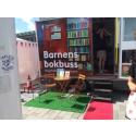 Biblioteket flyttar ut i Sommarstockholm