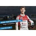 Simon Larsson klar för TCR i Tyskland 2017 med Target Competition och Audi RS 3 LMS