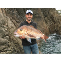Hi-res image - ACR Electronics - ACR ResQLink PLB owner with his catch