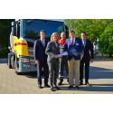Erster Scania G 410 LNG für Tankstellenlogistiker Klaeser