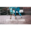 Let's recycle fashion, loppis at Sign!