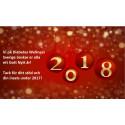Gott Nytt År med recepttips inför nyår