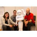 Miljonsatsar på doktorander som forskar om robotar i äldrevård