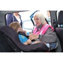 Child car seats clinic – a perfect fit