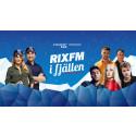 April i Åre inleds tillsammans med RIX FM – skidfest med Sveriges artistelit