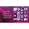 29 talare, 28 företag och 8 länder. Här är programmet för Nordic Media Insights.