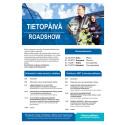 Tietopäivä Roadshow 2017 kutsu, Oulu