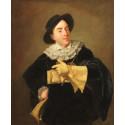 Nationalmuseum förvärvar viktigt skådespelarporträtt av konstnären Carl Fredrik von Breda