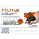 fit-Uptime – en mini-UPS för alla fit-PC/IPC/fitlet datorer samt för Intel NUC!