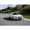 Audis selvkørende testbil har udviklet sociale færdigheder