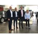 Bilia träffar avtal om strategiskt förvärv av BMW- och MINI-återförsäljare i Belgien