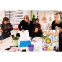 Unikt samarbete: Tidningen 101 nya idéer gör målarbok med företaget Unika