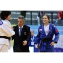 Judostjärnan Nicolina Pernheim blir ambassadör för Sightsavers