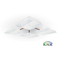 Smart belysning for KNX – ESYLUX oppdaterer systemløsningen NOVA QUADRO