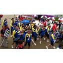 Svenska kyrkan på plats under Paralympics i Rio