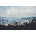 Stadsbild Hong Kong
