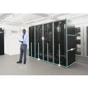Man in data centre - hr
