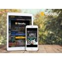 Readly kompakt: Neues exklusives Magazin mit Axel Springer / Schweiz-Launch / In-App Purchase / 6,2 Mio. gelesene Magazine