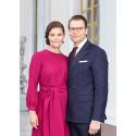 GAPF får stöd från Kronprinsessparets stiftelse