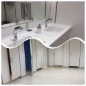 L&T´s toalettvärdar - ett riktigt lyft för Gallerian