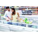 Med EC-motorer blir livsmedelsbutikernas kyldiskar inte några energislukare