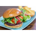 The Oumph! Burger now on the menu in Shepherd Neame pubs