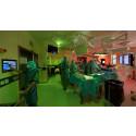 Karlstads sjukhus utrustas med specialbelysning i LED som gör läkare mer pigga och alerta