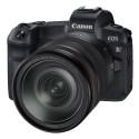 Canon esittelee peilittömän täyden kennon EOS R -kamerajärjestelmän ja monipuolisia objektiivimalleja syksyyn
