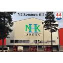 Nytt namn klart för Timrå IK:s hemmaarena