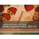 Preliminär sammanställning av svensk spelmarknad 2015