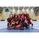 LundaEkonomer och Marias Mixed segrare i Korpen Stockholms kval i Sweden Floorball Cup