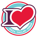 I Love Pizza logotyp