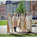 Lyckad premiär för sommarjobb på Sundsvalls museum