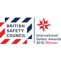 British Safety Council - International Safety Award logo