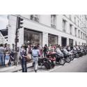 Förlansering av ZLATAN på colette i Paris 24 juni 2015