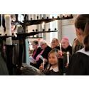 Se, jag gör allting nytt - Kyrkans globala ansvar i centrum under den ekumeniska helgen i Uppsala