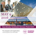 KI Science Park DAY 2016
