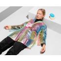 Vintage 90's rain jacket, 300 SEK