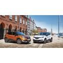 Renault Captur - en succes fornyes