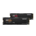 Samsung sætter nye præstationsstandarder for NVMe SSD'er med de nye 970 PRO og EVO